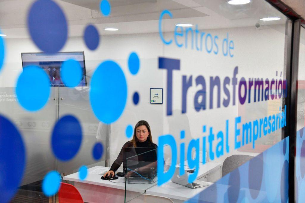 Centros de Transformación Digital